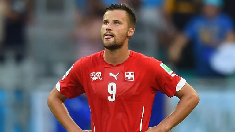 Haris Seferovic: Makes Bundesliga switch