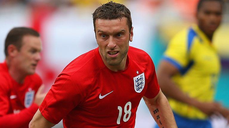 The former striker won 11 caps for England, scoring three goals