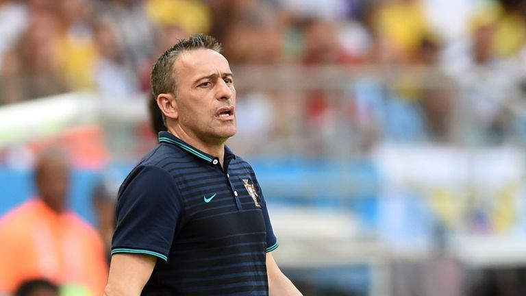 Paulo Bento: Disappointed with the referee in 4-0 defeat to Germany