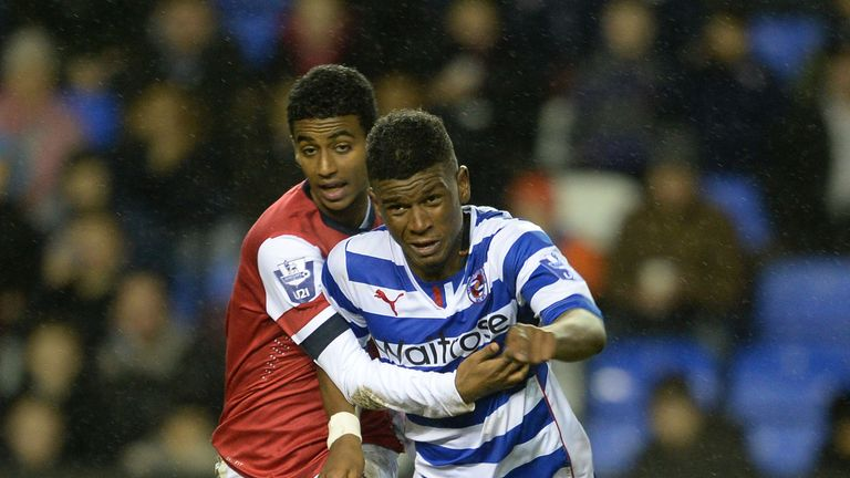 Aaron Tshibola: Signs new two-year contract at Reading