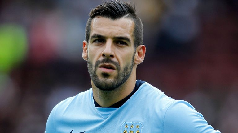 Alvaro Negredo: Reportedly wants Valencia move