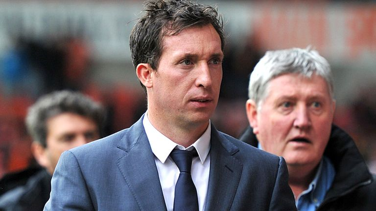 Robbie Fowler: Applied for Leeds job