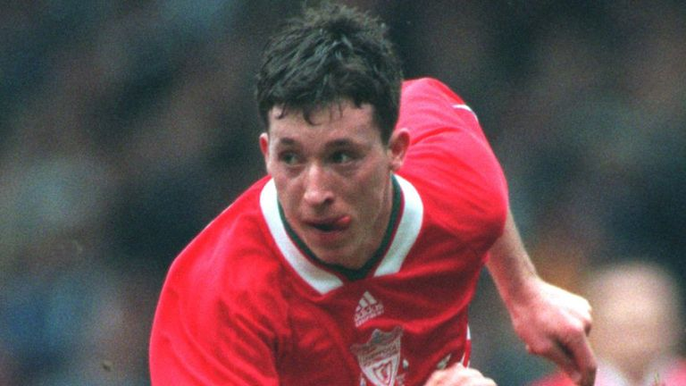 Robbie Fowler: played in Liverpool's last all-British starting XI
