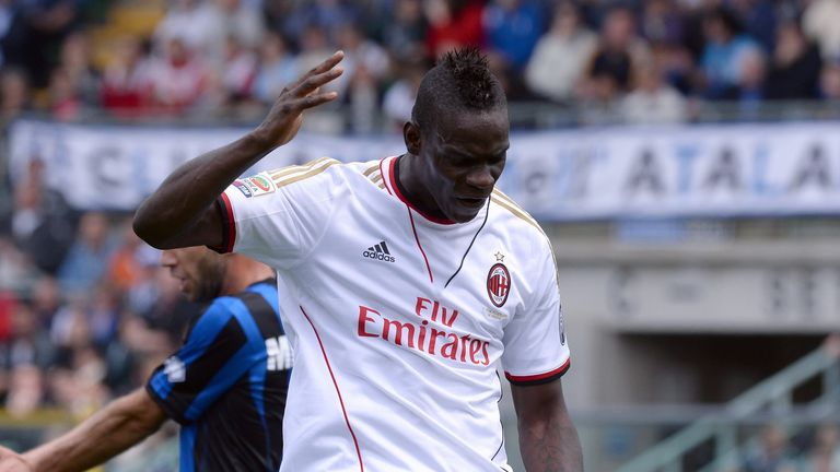 Mario Balotelli: No summer switch to Anfield