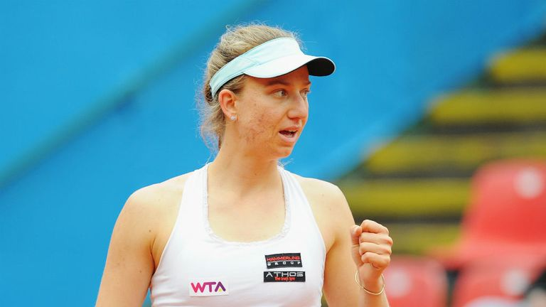 Mona Barthel: Claimed the third WTA title of her career in Bastad