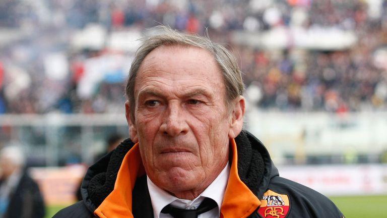 Zdenek Zeman: Named new Cagliari boss