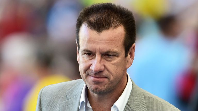Dunga: Has named a much-changed Brazil squad