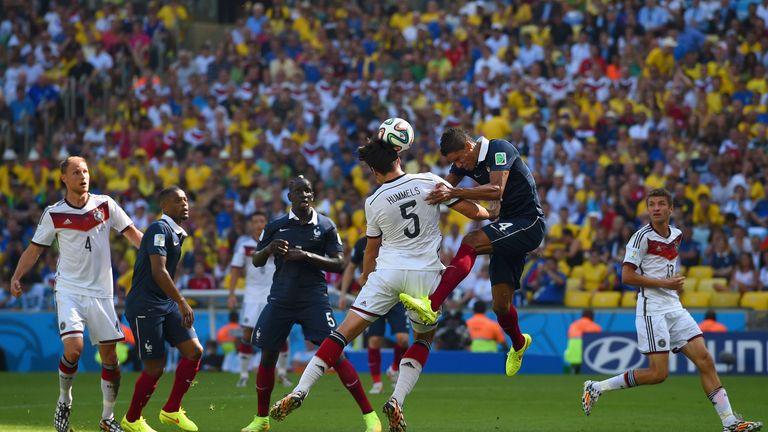 Mats Hummels: Heads home only goal above Varane