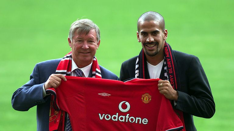 Juan Sebastian Veron struggled with the pace of the English game after his big-money move