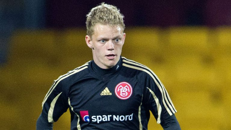 Kasper Kusk: Taking on a new challenge in the Eredivisie