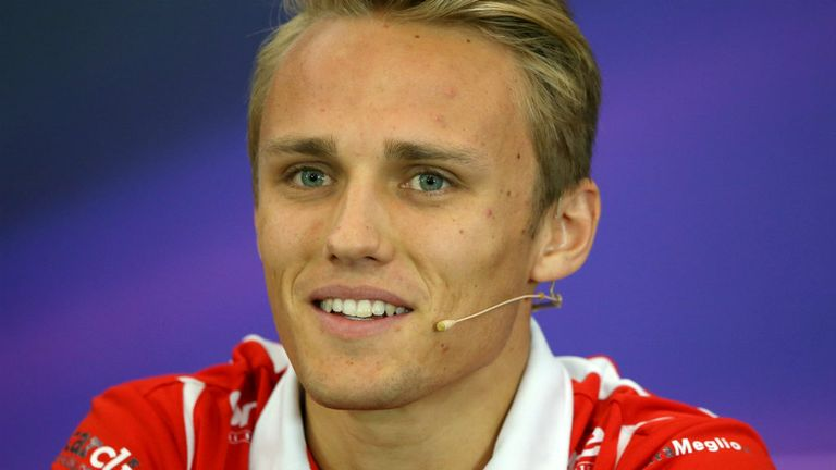Max Chilton: Will drive for Marussia this weekend after all