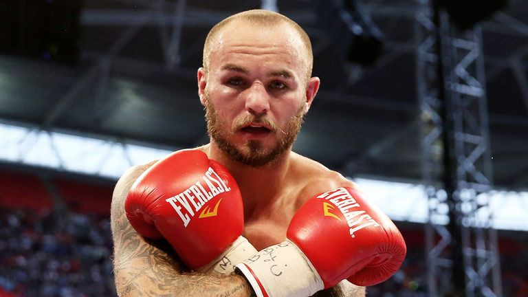 Kevin Mitchell: Hopes to face WBC king Jorge Linares