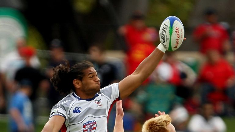 Thretton Palamo: Is set to join Saracens