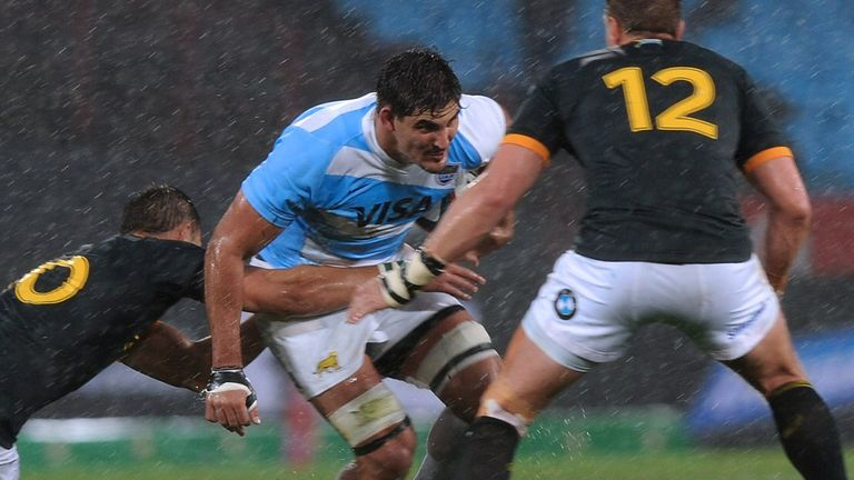 Pablo Matera: Suffered injury against South Africa