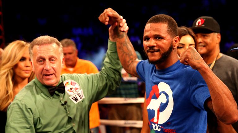 Anthony Dirrell: takes on Badou Jack in Chicago on Friday night