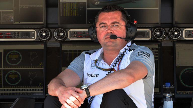 Eric Boullier: Says McLaren-Honda could test in Abu Dhabi