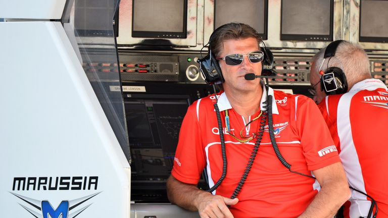 Graeme Lowdon: Says investors are still interested