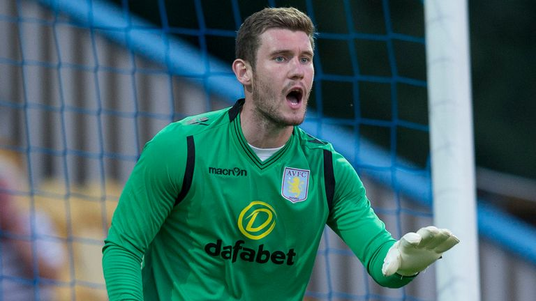 Jed Steer: Back at Huddersfield on loan