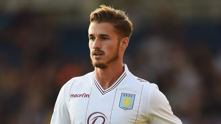 Joe Bennett has made just one appearance for Aston Villa this season in the Capital One Cup