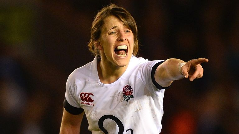 McLean made her England debut alongside Hunter against Scotland in 2007