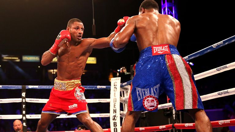 Brook won the IBF title with a points win over the highly-rated Shawn Porter