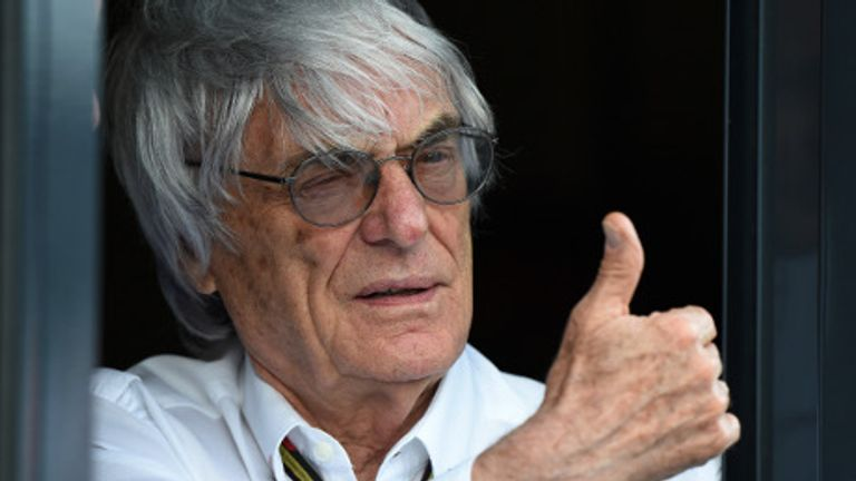 Bernie Ecclestone: Says F1's cash crisis can be sorted out