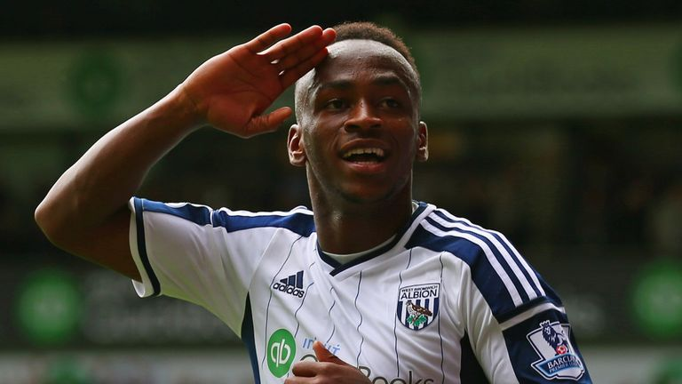 Berahino: reminiscent of Robbie Fowler and Andy Cole, says Phillips