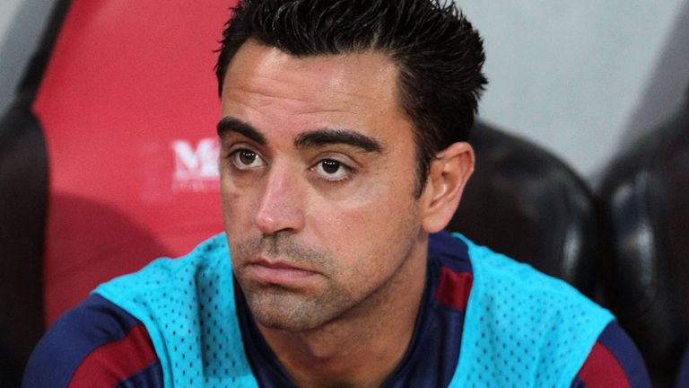 Xavi: Agreed a move to Qatari side Al Sadd, according to reports