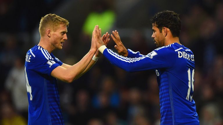 Chelsea: Overpowered Burnley to win 3-1 at Turf Moor