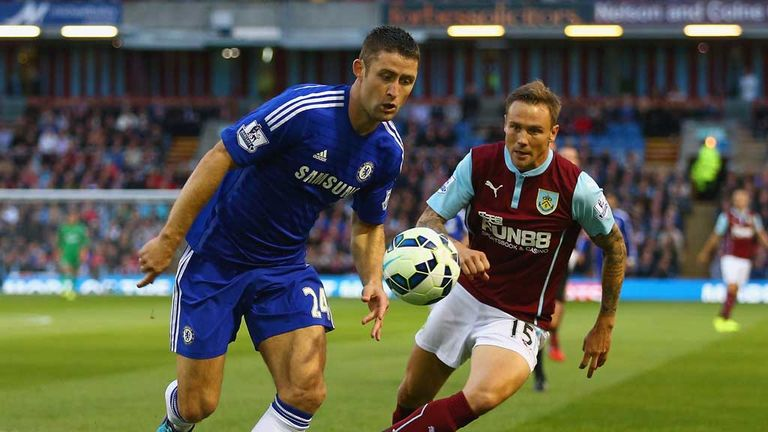 Owen Coyle believes Cahill is an outstanding player.