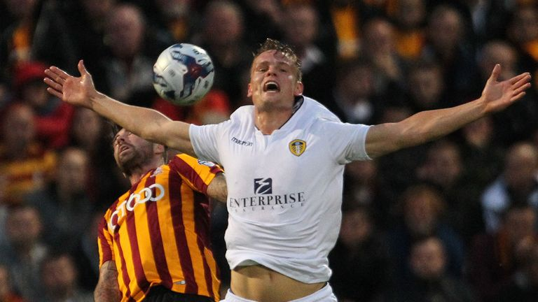 Leeds were dumped put of the Capital One Cup by neighbours Bradford on Wednesday night