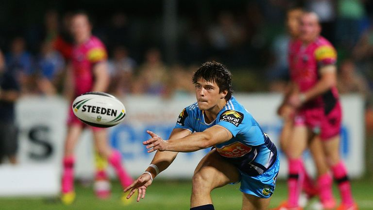 Sam Irwin: Will be playing for Featherstone in 2015
