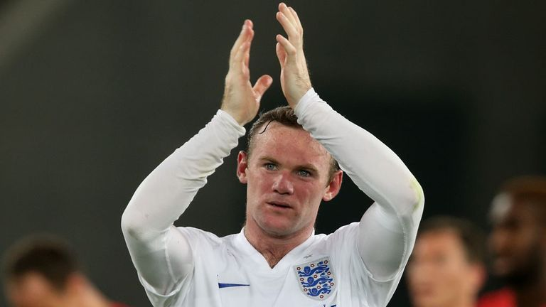 Rooney: Has had plenty of ups and downs with England, says Redknapp