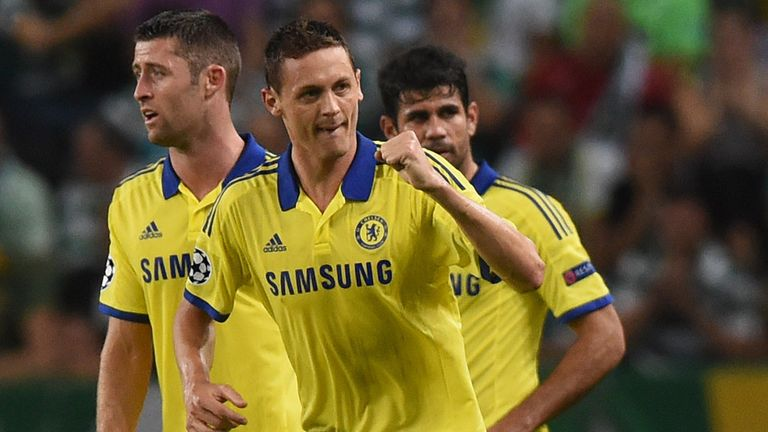 Nemanja Matic: Delivered a powerful performance against Sporting in midweek