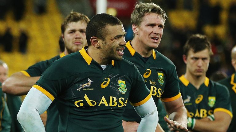 Bryan Habana: Will start after recovering from blow to the head