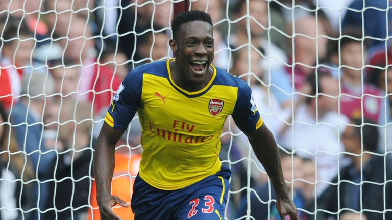 Danny Welbeck: Showed his goal-scoring ability against Villa