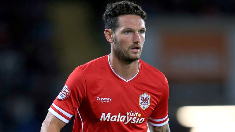 Sean Morrison: Scored at both ends against Sheffield Wednesday