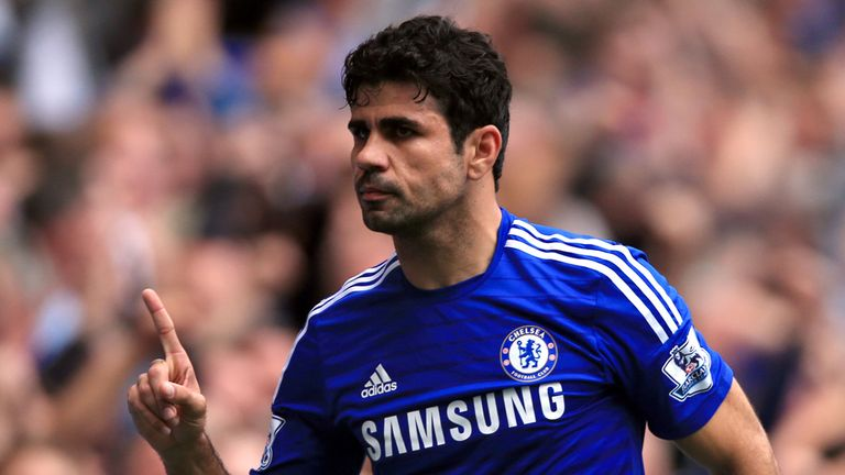 Diego Costa's rapid rise: from limited loanee to Chelsea's prolific goalscorer