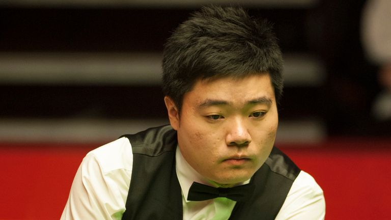 Ding Junhui: Unable to retain Indian Open crown