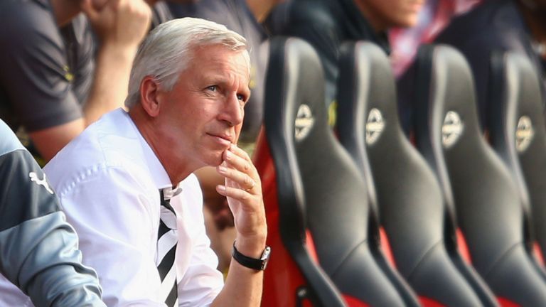 Alan Pardew needs points to keep Mike Ashley on side, says Kammy