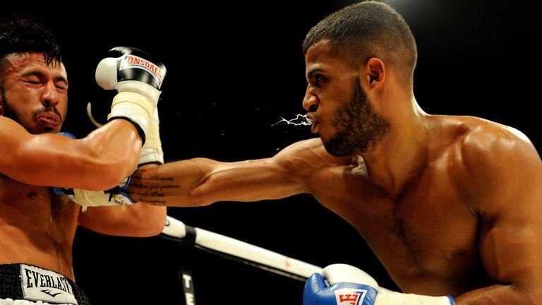 Gamal Yafai beat Sofiane Bellancene at Wembley