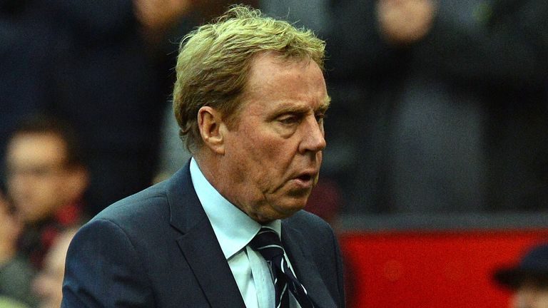 Harry Redknapp was not too popular at Southampton