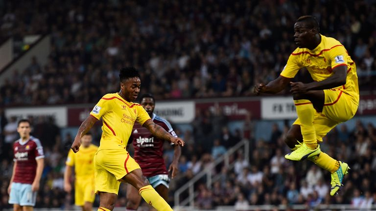 Raheem Sterling: Reply not enough for Liverpool