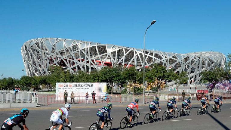 The Tour of Beijing will be held for the final time next month