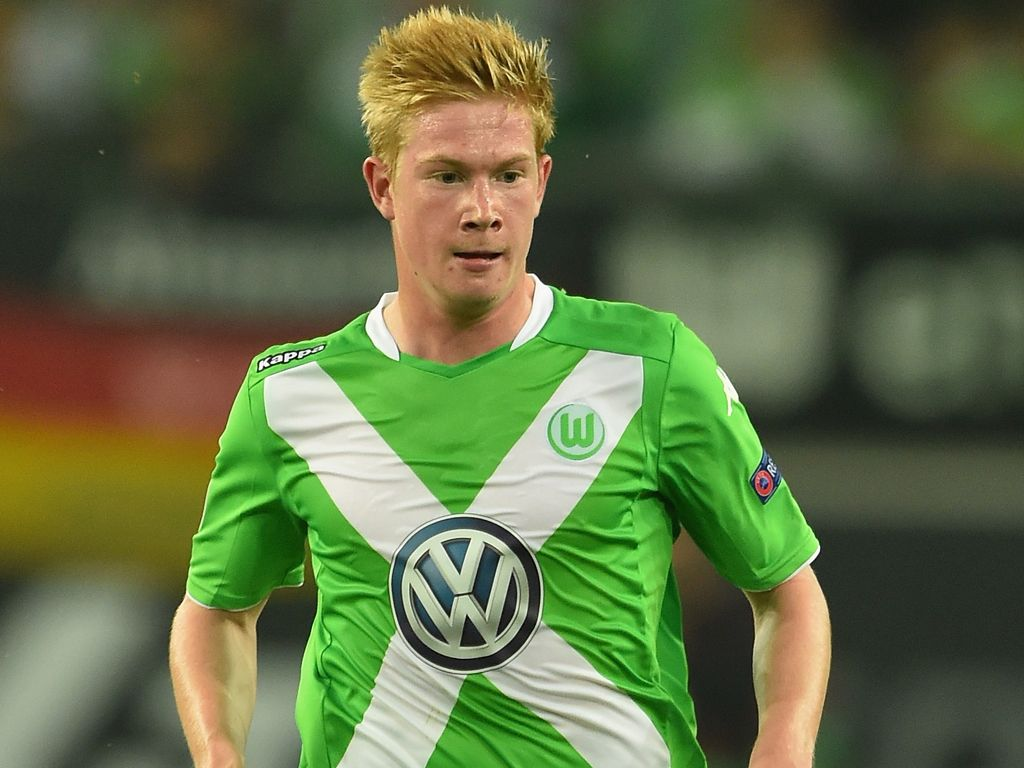 the best attitude c4a8a ffbda Bundesliga: Kevin De Bruyne fined £15,000 for swearing at ...