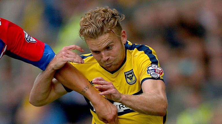 Alfie Potter: Bagged Oxford's second