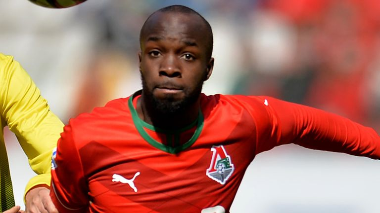 Lassana Diarra: Former Lokomotiv Moscow midfielder is training at West Ham