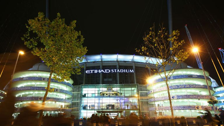 Manchester City post record revenues of £346.5m