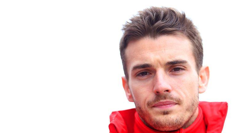 Jules Bianchi: Crashed during Japanese GP