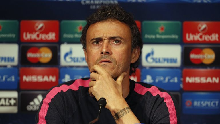 Luis Enrique: Will not be allowed to sign players in 2015